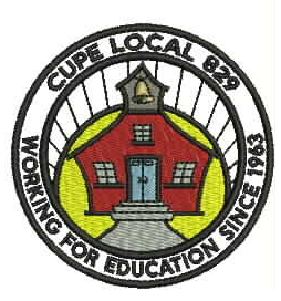 CUPE 829 logo